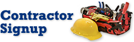 Signup for your free construction job leads account now for all contractors!
